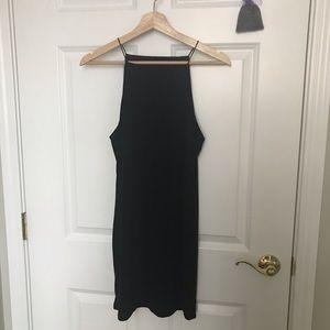 Forever21 cami squareneck mini dress: Size L